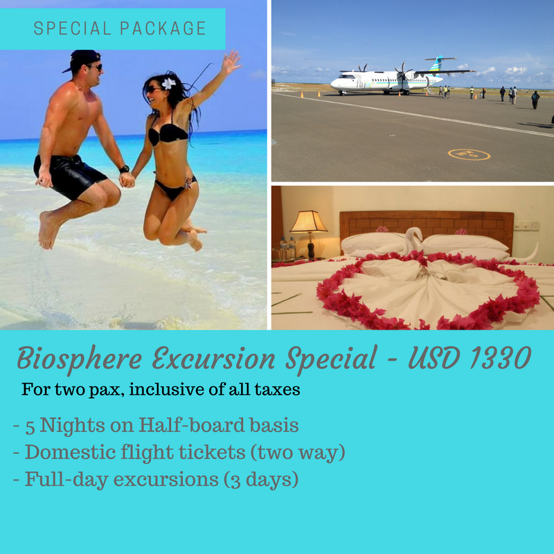 Biosphere Excursions Special